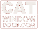 Cat Window Door
